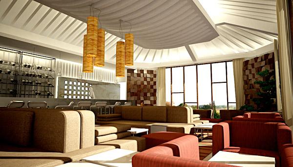 Cakra kusuma hotel saka design group for Hotel design group
