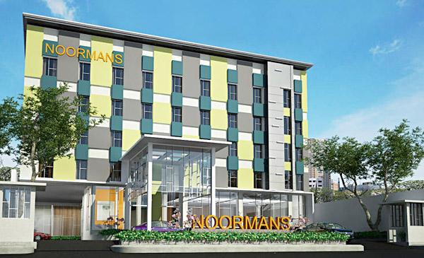 Noormans hotel saka design group for Hotel design group